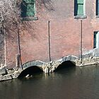 mill building channels North of Jackson  by ouellettep