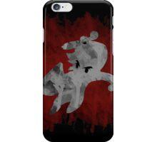 The Minish Brush Red iPhone Case/Skin