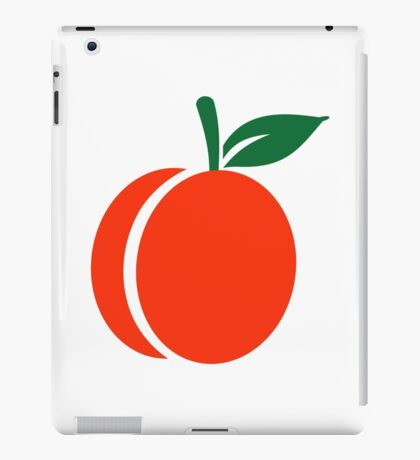 Apricot iPad Case/Skin