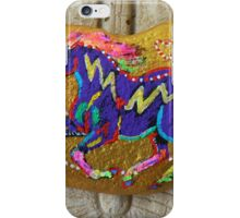 Rock 'N' Ponies - GOLD RUSH PONY iPhone Case/Skin