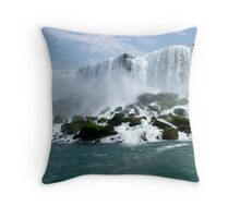 Niagara Falls 4 Throw Pillow