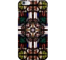 Stained glass 7 iPhone Case/Skin