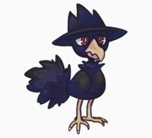 Murkrow by Kaija