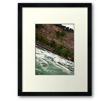 Niagara Falls 11 Framed Print