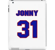National baseball player Jonny Gomes jersey 31 iPad Case/Skin