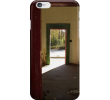 Looking Through To The Other Side iPhone Case/Skin