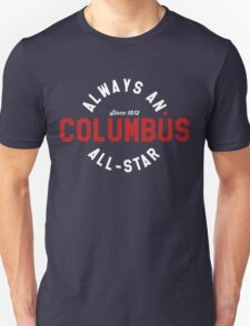 All Star Columbus Unisex T-Shirt