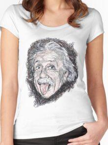 Albert Women's Fitted Scoop T-Shirt