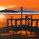 The Old Jetty - Iluka by spuddy
