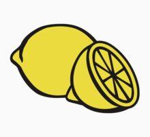 Yellow lemons Kids Clothes