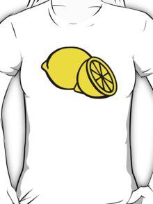 Yellow lemons T-Shirt