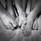 My little feet by Basia McAuley