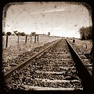 Track to Nowhere by Kitsmumma