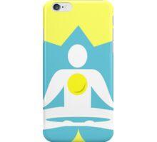 Ron Swanson's yoga tank top. iPhone Case/Skin