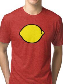 Lemon Tri-blend T-Shirt
