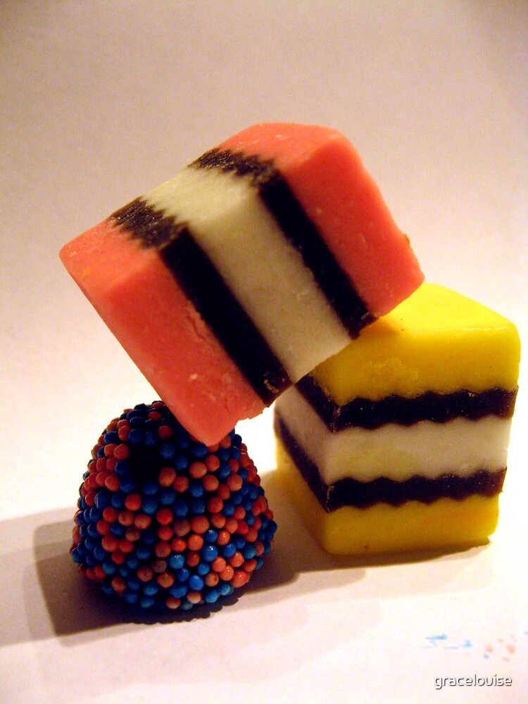 More Licorice Allsorts by gracelouise