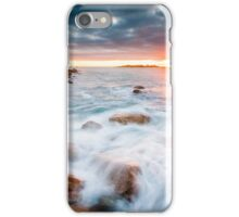 Freeman's Knob Sunrise iPhone Case/Skin