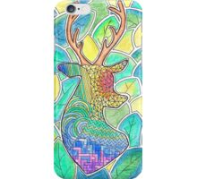 The mysterious deer iPhone Case/Skin