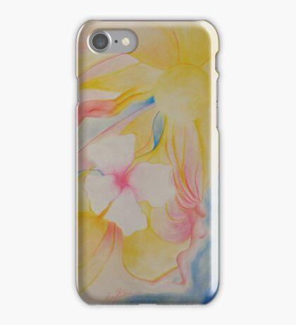 al beso del sol iPhone Case/Skin