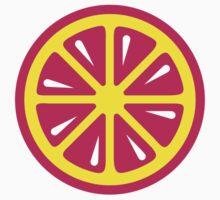 Grapefruit slice by Designzz