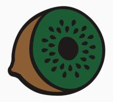 Green Kiwi by Designzz