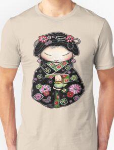 Little Green Teapot for colour  Unisex T-Shirt