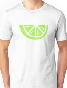 Lime slice Unisex T-Shirt