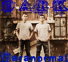 D.A.R.K. Paranormal Founders Kyle & Chris James  by DarkParanormal