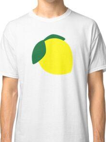 Yellow lemon Classic T-Shirt