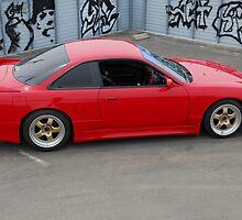 Nissan Silvia by ArtInMotion
