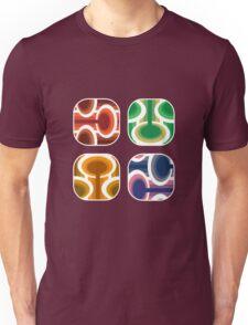 Retro elements T Unisex T-Shirt