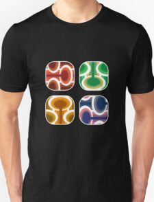 Retro elements T T-Shirt