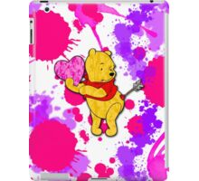 Pooh Bear Cupid Valentine iPad Case/Skin
