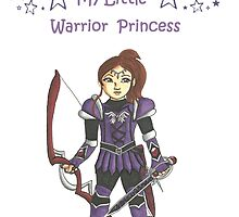 My Little Warrior Princess by etherealdesigns