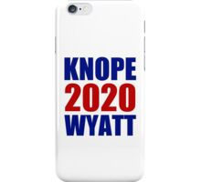 Knope Wyatt 2020 - Parks and Recreation iPhone Case/Skin