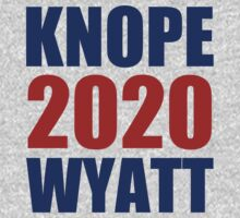 Knope Wyatt 2020 - Parks and Recreation One Piece - Long Sleeve