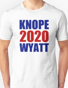 Knope Wyatt 2020 - Parks and Recreation Unisex T-Shirt