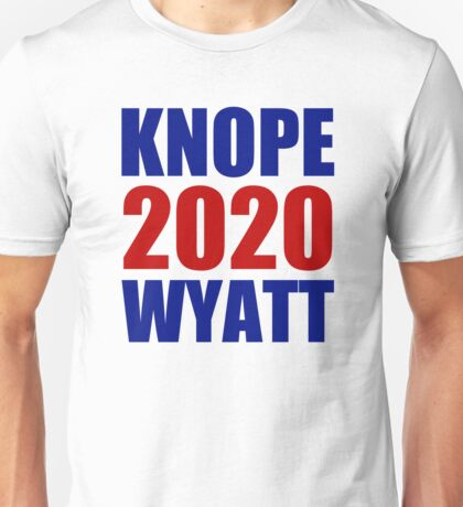 Knope Wyatt 2020 - Parks and Recreation Unisex T-Shirt