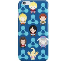 Chain Attack iPhone Case/Skin