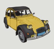 2CV YB by LawrenceA
