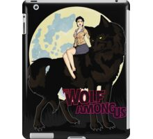 One Big Bad Wolf iPad Case/Skin