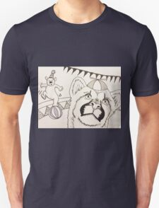 Benny and the Bear T-Shirt