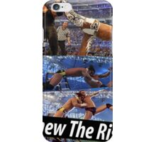 Knew the risk.... #2 iPhone Case/Skin
