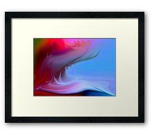 Undertow  Framed Print
