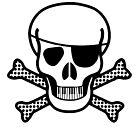 Pirate Squeezebones by juliethebruce