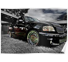 Ford Lightning HDR IR SC 2nd Edition Poster