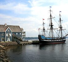 Pictou Harbour by HALIFAXPHOTO