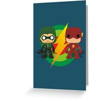 QuickArrow Greeting Card