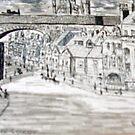 Dean Street, Newcastle upon Tyne by GEORGE SANDERSON