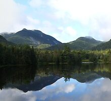Morning at Marcy Dam by Brian Sipos